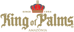 Logotipo King of Palms